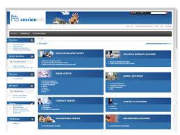 logiciel bureau virtuel logiciel de cession et immobilier d entreprise pour agence