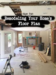 Home Floor Plan Maker by Remodeling Your Home U0027s Floor Plan Making An Older Home Feel New