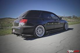 subaru station wagon wrx car feature boosted u0026 bagged subaru wrx show wagon youtube