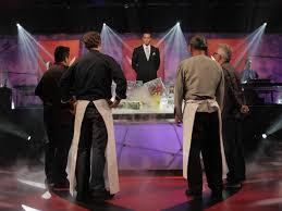 on the set of iron chef america s team battles iron chef america