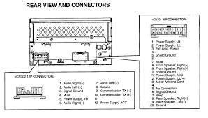 radio wiring diagram suzuki wiring diagrams instruction