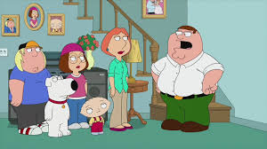 family guy family guy hole from once bitten animation on fox