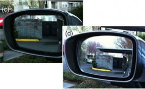 Mirrors For Blind Spots On Cars New Type Of Side View Mirrors Eliminate Blind Spot