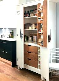 pantry cabinet kitchen overwhelming pantry cabinet kitchen freestanding ion fine free