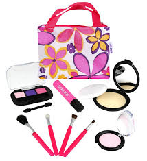 amazon com click n u0027 play pretend play cosmetic and makeup set