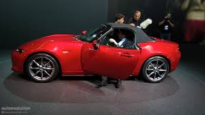 all mazda all new mazda mx 5 available in britain with 1 5 and 2 liter