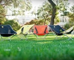 Mayfly Chair Mantis Is A Super Lightweight Folding Lounge Chair