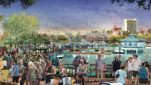 Map Of Downtown Disney Disney Springs Announced For Walt Disney World Replacing Downtown