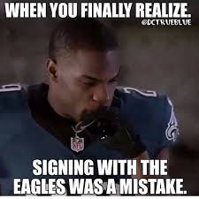 Funny Eagles Meme - game day thread eagles at rams rams on demand