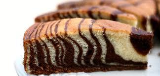 tips membuat bolu zebra resep bolu zebra terbaru spesial harianmu dot com