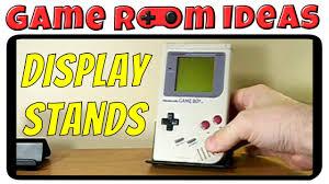game room ideas wii u gamepad stand uses u0026 alternatives youtube
