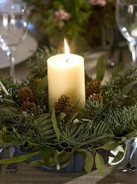 christmas candle centerpiece ideas 32 eco friendly christmas decorations that look stunning