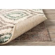 Best Rug Pad For Laminate Floors Rubber Rug Pad For Hardwood Floors Titandish Decoration