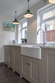kitchen epic design ideas using white tile backsplash and silver