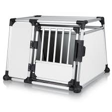 trixie scratch resistant metallic crate free shipping today