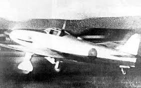 Ki by Kawasaki Ki 64 Experimental Fighter Old Machine Press