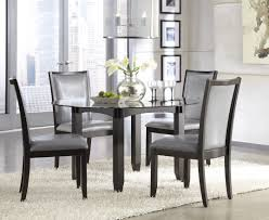 table noticeable black slate dining room table compelling antigo