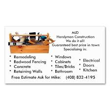 1978 best handyman business cards images on business