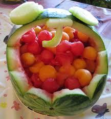 Fruit Bowl Big Mama U0027s Home Kitchen Watermelon Fruit Bowl