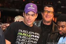 Anderson Silva Bench Press Demian Maia Says Don U0027t Believe The Hype About Steven Seagal And