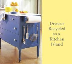 Apartment Therapy Kitchen Island In Honor Of Earth Day How To Create New Storage From Old Things