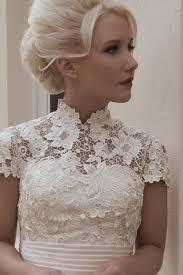 nancy grace kelly inspired short tea length wedding dress in
