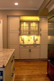 Kitchen Cabinet Glass Doors Kitchen Custom Built Range Hoods Purple Backsplash Kitchen