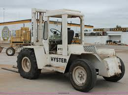 hyster p80a forklift item h8058 sold december 17 constr