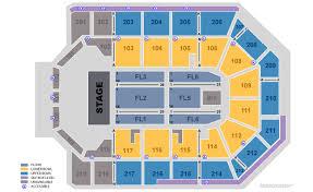 Ticketmaster Floor Plan Tickets R Kelly Ontario Ca At Ticketmaster