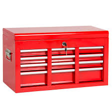 Tool Cabinet On Wheels by Best Choice Products Portable Top Chest Rolling Tool Storage Box