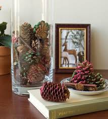pine cone decoration ideas pine cone decorating ideas littlepieceofme
