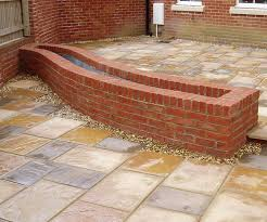 best 25 brick planter ideas on pinterest garden ideas concrete