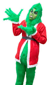 Grinch Halloween Costume Professional Costume Grinch Kollectivebykellyo