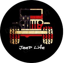 american flag jeep product description manufactured in the united states spare