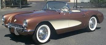 56 corvette stingray imagen de 1956 chevrolet corvette convertible roadster exterior