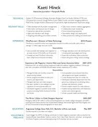 Resume Interest Resume Examples Of Interests