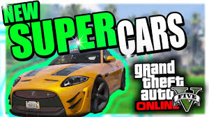 Cars Release Gta 5 Online Update New Dlc Super Cars Release New Possible