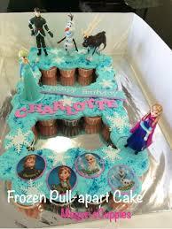 ideas order frozen theme birthday cake