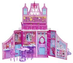 amazon com barbie mariposa and the fairy princess playset toys