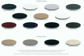 lexus paint colors black car paint colors chart