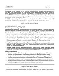 Resume Activities Examples Example Of Resume Summary The Best Summary Of Qualifications