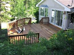 garden ideas cheap backyard deck decorate your backyardbackyard