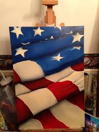 Painting A Flag Flag Painting To Paint Pinterest Flag Painting Flags And