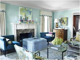Brown And Blue Living Room living room blue living room yellow kitchen a contemporary