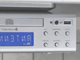 100 kitchen cd player under cabinet ilive ikb333s under