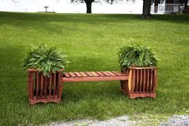 unique wooden planters for home