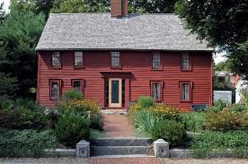 Saltbox Colonial Creating A Colonial Garden Colonial Garden Photos And Curb Appeal