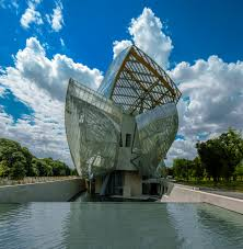 frank gehry u0027s new paris museum looks like a glass sailboat