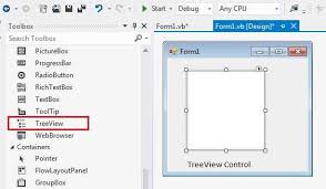 visual basic tutorial in hindi pdf vb net treeview control