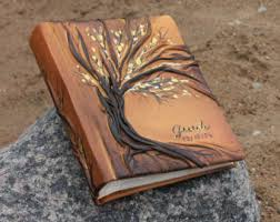 Leather Photo Albums Engraved Handmade Photo Album Etsy